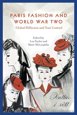 """Auteur dans """"Paris Fashion and WWII'"""