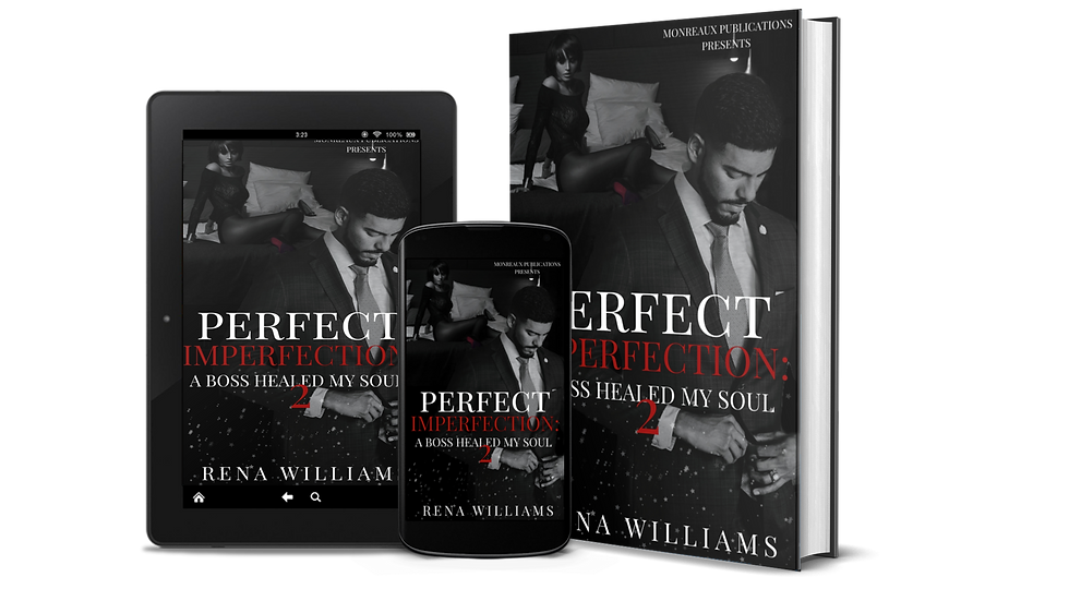 Perfect Imperfection-A Boss Healed My Soul 2