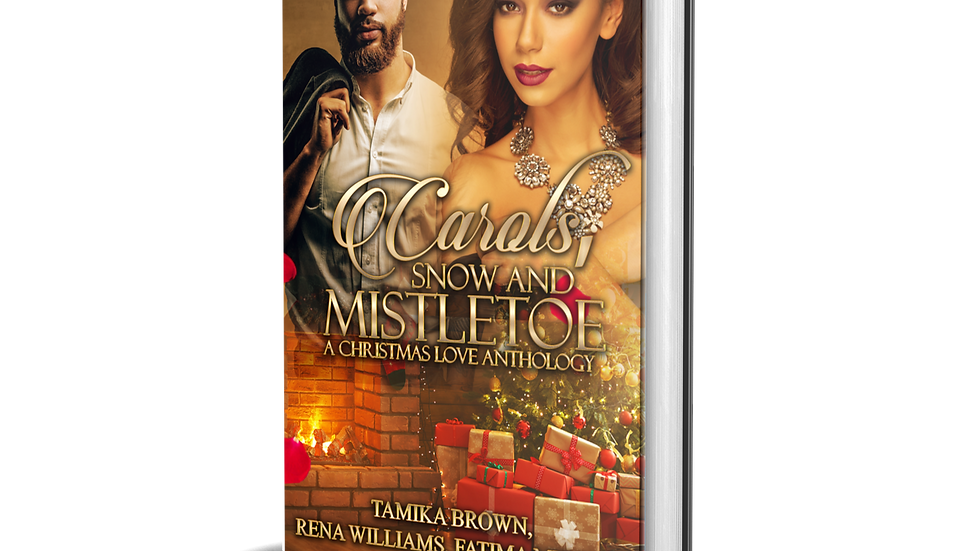 Carols, Snow, and Mistletoe-A Christmas Love Anthology
