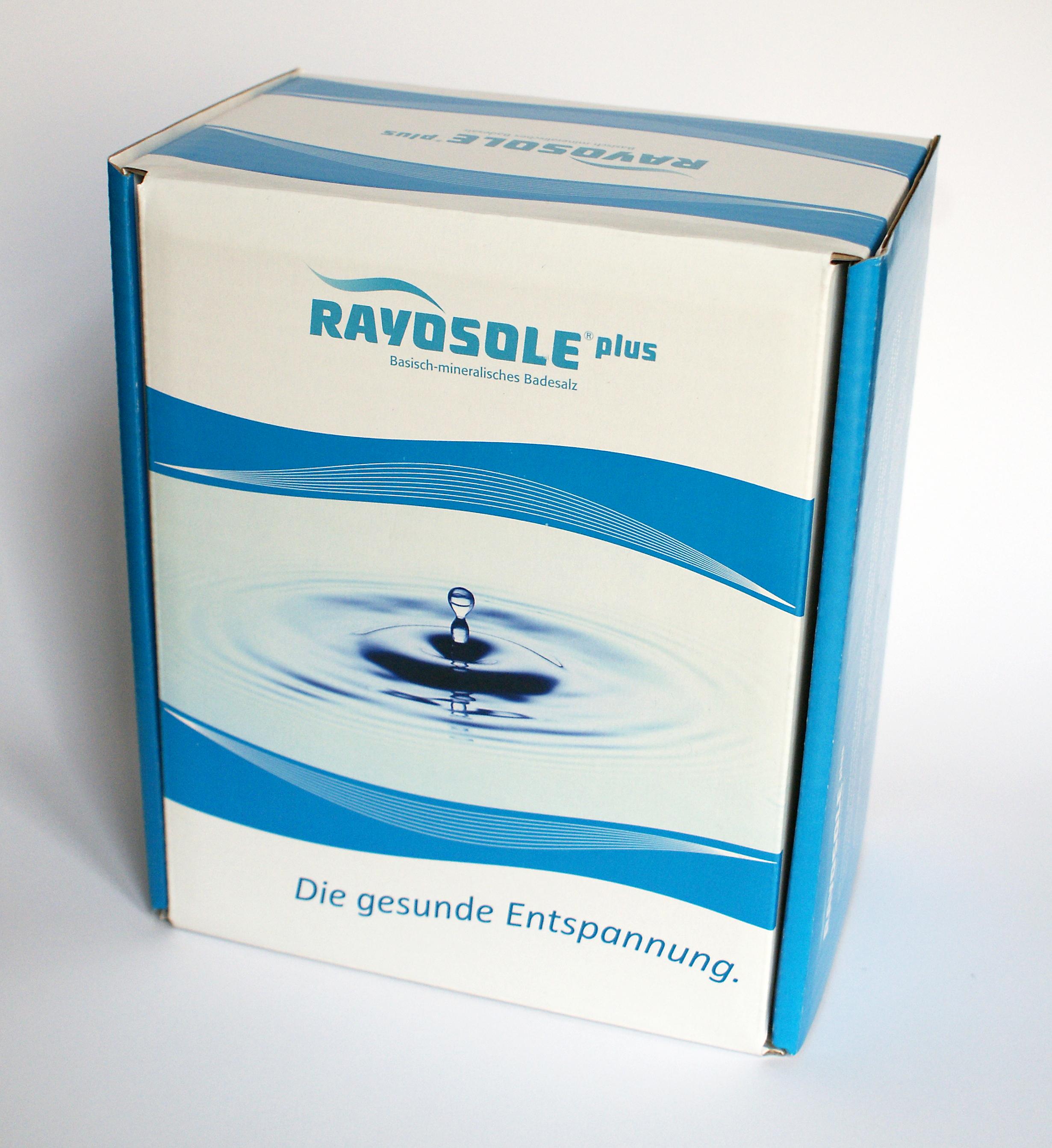 Rayobase Verpackung