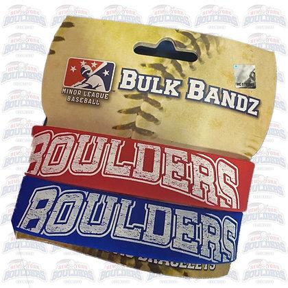 Boulders Bulk Bandz Wristbands