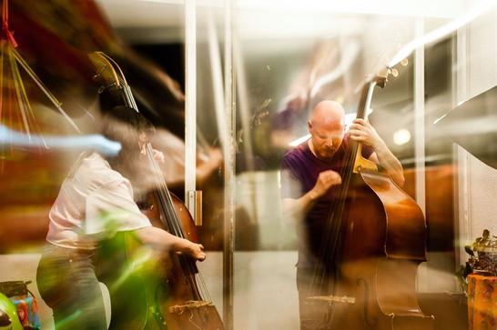Ingebrigt Håker Flaten & Adriana Improvisation