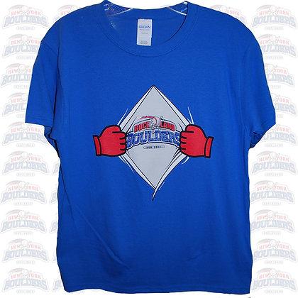 Youth 'Rockland Boulders' Superhero T-Shirt