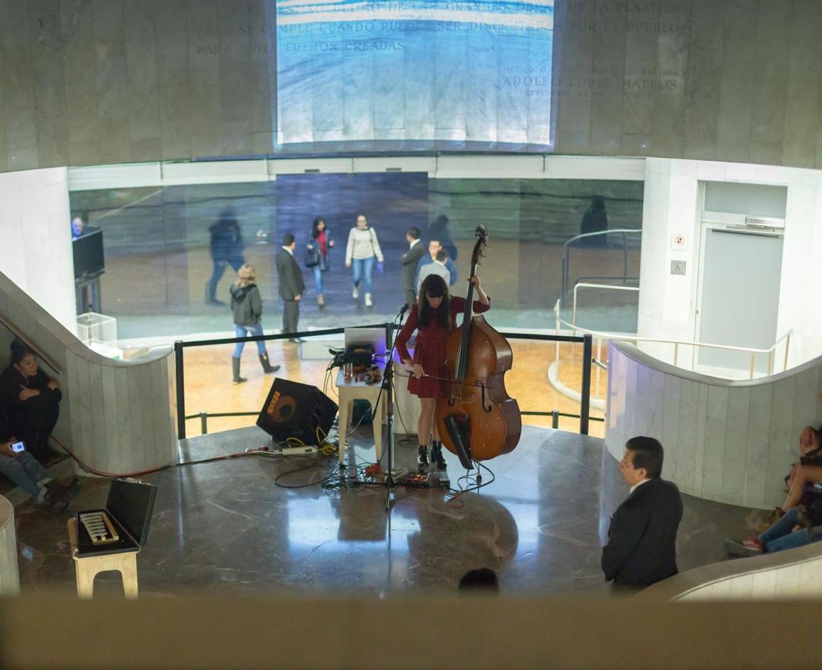 Bosque Sonoro with Yunuen Díaz, Alexandra Ballesteros, Jezzy P