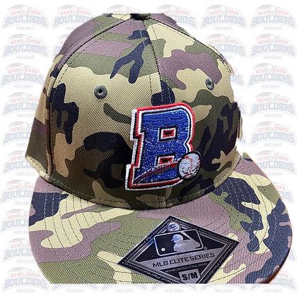 Camouflage 'B' Flex Cap