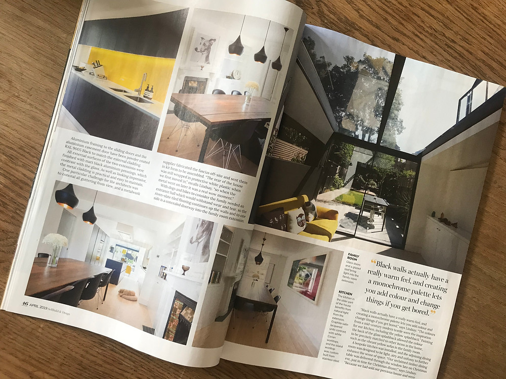 Absolute Kitchens - Magazine Article