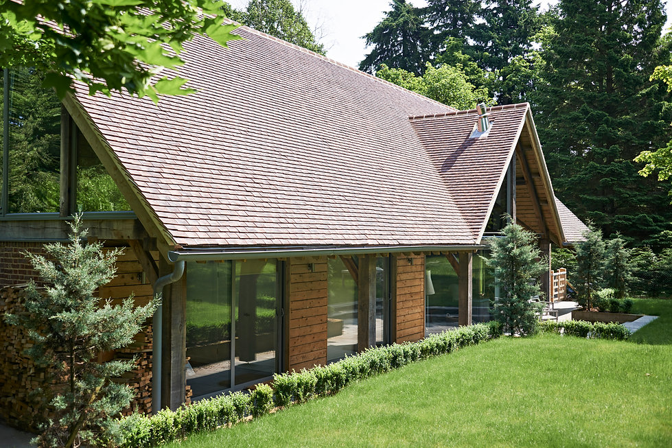 Hampshire Architects - House in Liss