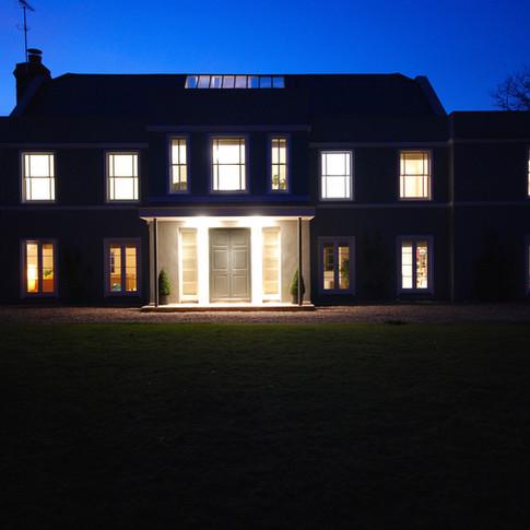 Hampshire House by Hugh Adlam Architects