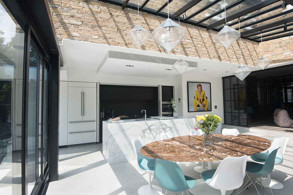 Kew House - Absolute Kitchens