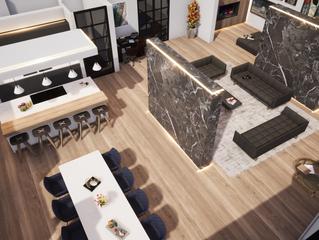 Sheen Kitchen Design - Work in Progress by Absolute Kitchens