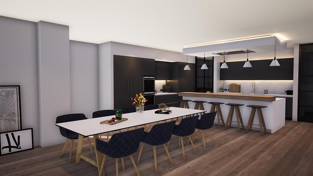 Absolute Kitchens - Sheen Kitchen Design