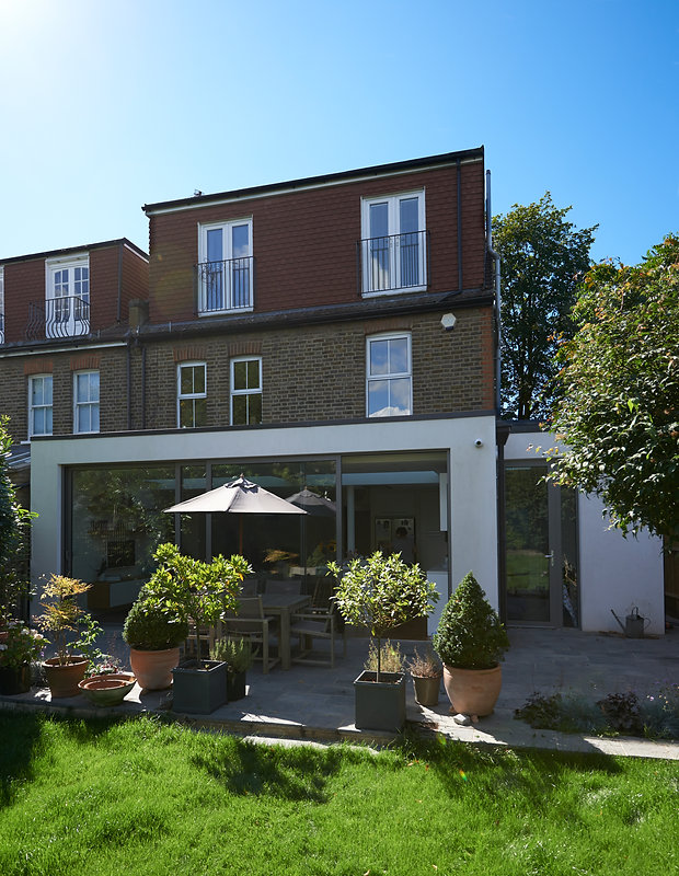 Twickenham Architects - Strawberry Hill House