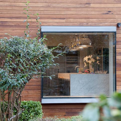 Clapham House by Hugh Adlam Architects