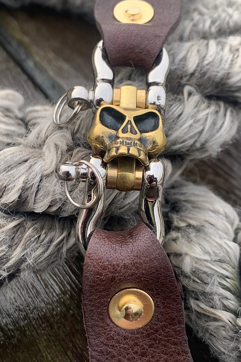Skull Double Shackle
