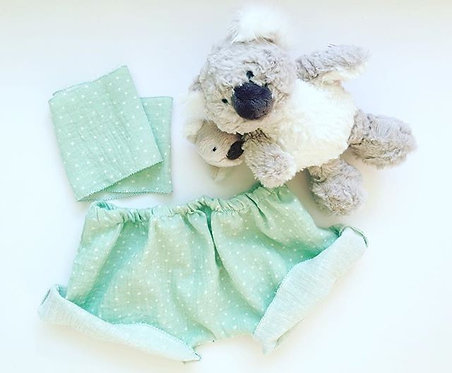 Babyset - Summer shorties