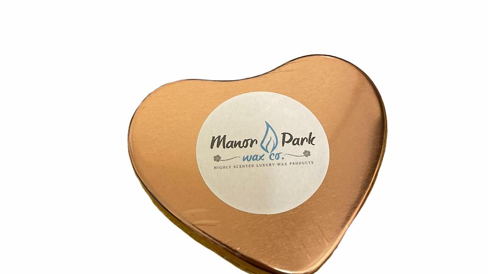4x Hearts (in  gift tin)