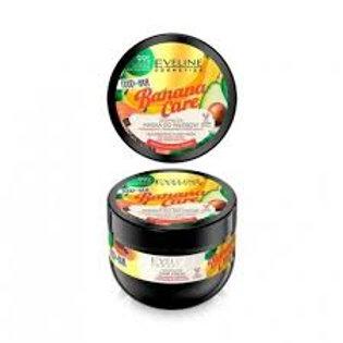 6PCS Food For Hair Banana Care HAIR MASK 500ML