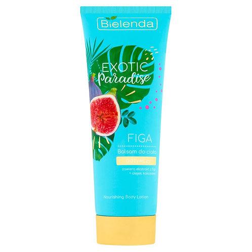 6pcs EXOTIC PARADISE Body balm nourishing Fig 250 ml