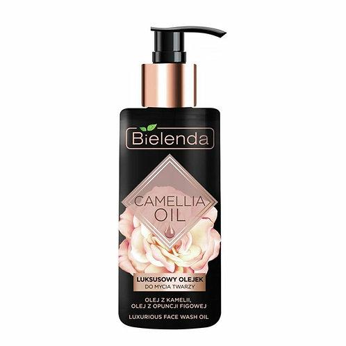 6PCS Camellia Oil Luxurious Cleansing Face Oil 140ml