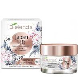 6pcs  JAPAN LIFT 50+ ANTI WRINKLE FIRMING NIGHT CREAM CONCENTRATE 50ML