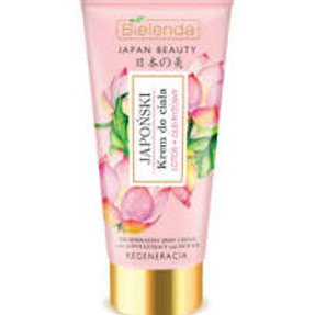 6PCS Japan Beauty Japanese Body Cream Lotos Rice Oil 200ml