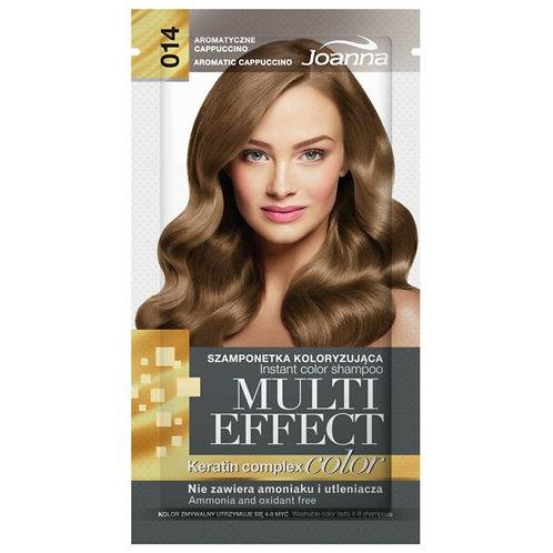 15PCS Joanna Multi Effect Instant Keratin Complex Hair Colouring Shampoo Dye