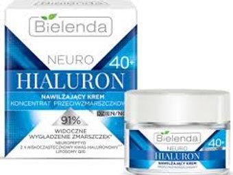 6 PCS NEURO COLLAGEN moisturizing face cream - concentrate 40+ day/night 50 ml
