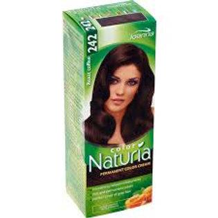 8PCS Joanna Naturia Color Hair DYE (242) Roasted coffee