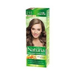 8pcs   Naturia Color Hair DYE (215) Cool Blonde