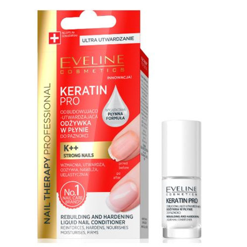 12PCS NAIL THERAPY KERATIN PRO 5 ML