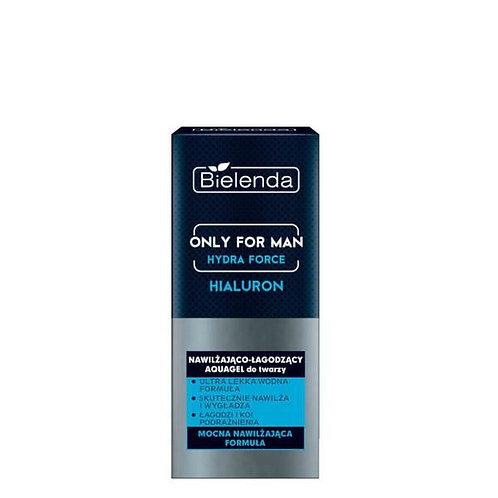 6PCS HYDRA FORCE Aquagel moisturizing and soothing face cream 50ML