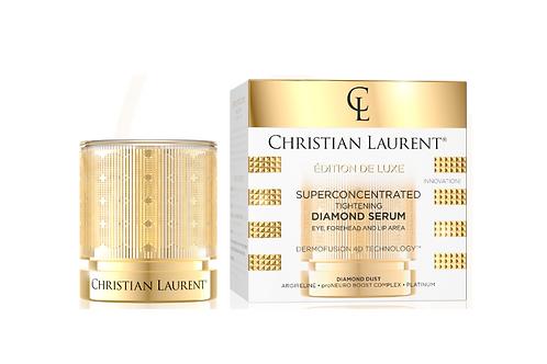 5pcs CHRISTIAN LAURENT LUXURY DIAMOND SERUM 30ML
