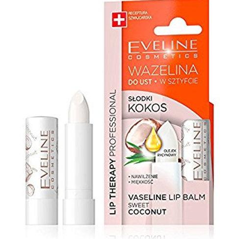 12 pcs Vaseline Lip Balm Stick Sweet Coconut