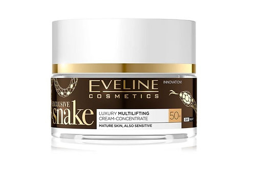 5pcs EXCLUSIVE LIFTING SNAKE DAY AND NIGHT CREAM 50+ 50ML