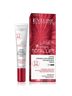 12pcs Laser Therapy Total Lift Eye Cream 20ml