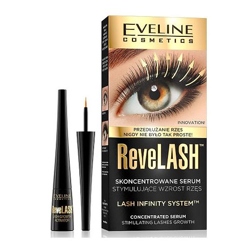 6pcs  REVELASH SERUM STIMULATING LASHES GROWTH 3ML