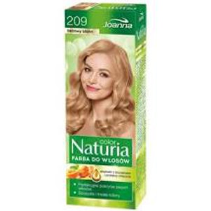 8pcs  Naturia Colour Hair DYE (209) Beige blond