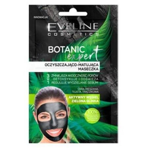 12PCS  Botanic Expert Purifying&Mattifying Face Mask 2X5ml