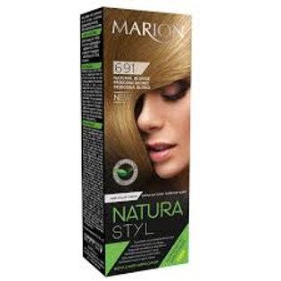 6PCS HAIR COLOR CREAM NATURA STYL_NATURAL BLONDE