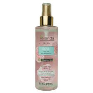 6pcs Rose Facial Mist with Rose Water for Dry & Sensitive Skin-200ml