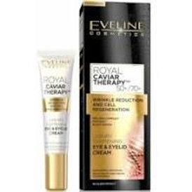 12PCS Royal Caviar Therapy Eye & Eyelid Cream