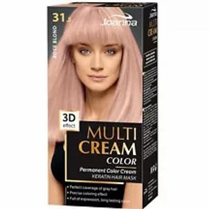 6PCS Joanna Multi Cream Color   Farba  Rozany Blond  31.5