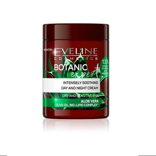 5PCS Botanic Expert Intensely Soothing Day&Night Cream Aloe Vera 100ml