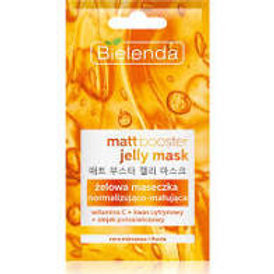 18pcs Matt Booster Jelly Mask Mixed and Oily Skin 8g