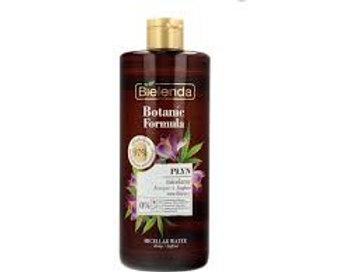 6pcs BOTANIC FORMULA Hemp Oil + Saffron Moisturizing micellar water