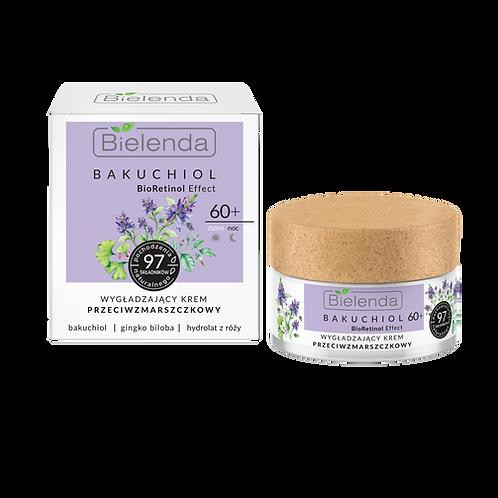 6PCS BAKUCHIOL BioRetionol Effect Moisturizing anti-wrinkle cream 60+