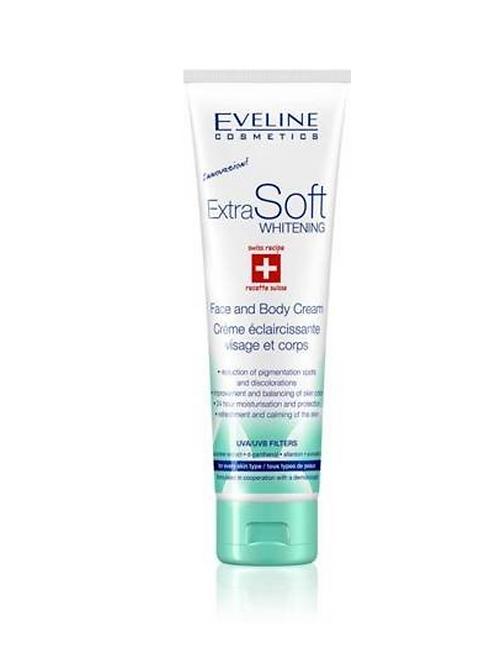 10PCS  Extra Soft Whitening Swiss Recipe Face Body Cream 100ml
