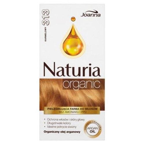 6pcs Joanna Naturia Organic hair dye 313 Caramel
