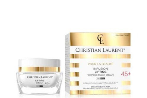 10pcs CHRISTIAN LAURENT INFUSION LIFTING CREAM CREAM 45+ 50ML per unit: £3.29