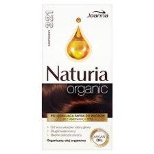 6pcs JOANNA ORGANIC Hair Dye 321 Chestnut